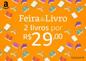 Feira do Livro: compre 2 livros da seleção por apenas R$29