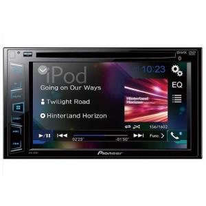 Dvd Player Pioneer Avh-298bt Bluetooth Usb 2 Din 6.2    R$730