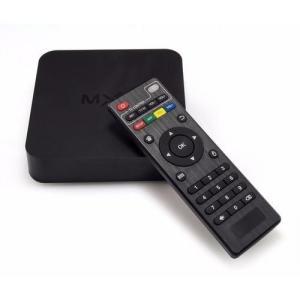 Smart Tv Ott Box Android Tv Quad Core Mxq Netflix Youtube por R$ 121
