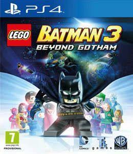 Lego batman 3 Ps4 - R$25