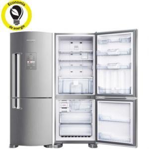 Refrigerador|Geladeira Brastemp Inverse Frost Free 2 Portas 422 Litros Evox - BRE50NK -  POR R$ 2.849,00