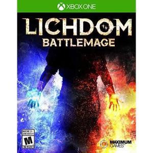 Lichdom: Battlemage - Xbox One - R$30