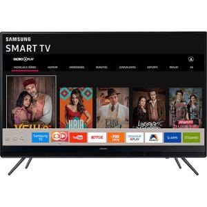 """Smart TV LED 40"""" Samsung 40K5300 Full HD com Tizen e Gamefly  R$1610"""