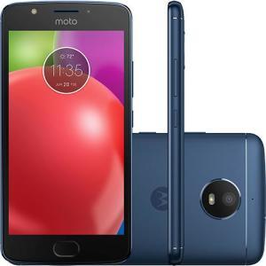 "Smartphone Motorola Moto E4 Dual Chip Android 7.1.1 Nougat Tela 5"" por R$ 672"
