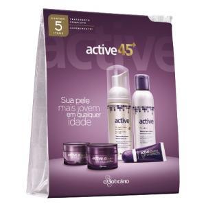 Kit Active Antissinais Avançados +45 - R$46,74