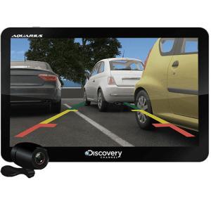 "GPS Automotivo Aquarius Discovery Channel 7.0"" - R$209,90"