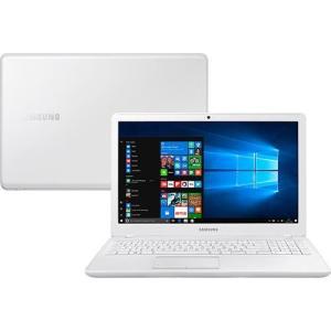"Notebook Samsung Expert X51 Intel Core 7 i7 8GB (GeForce 940MX de 2GB) 1TB Tela LED Full HD 15,6"" Windows 10 - Branco R$2.699"