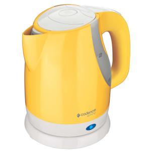 Chaleira Cadence Elétrica Simmy Colors Capacidade 1 Litro 1100W CEL314 - Amarela por R$ 25