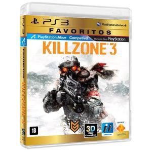 Jogo Killzone 3 - PS3 - R$29,00