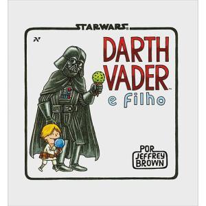 Livro - Star Wars Darth Vader e Filho - R$14