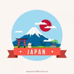 Voos: vários destinos no Japão a partir de R$2.723, ida e volta, com taxas.