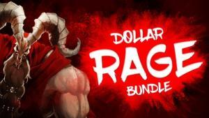 Dollar Rage Bundle 23 Jogos steam por $1 Dollar