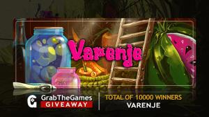10000 Free Steam Keys for Varenje