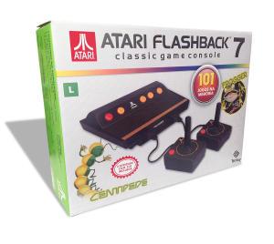 Atari com 101 jogos na memoria - R$426