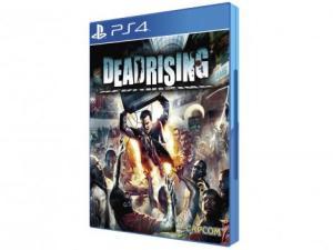 Dead Rising Remastered para PS4 - Capcom - R$30