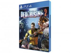 Dead Rising 2 Remastered para PS4 - Capcom - R$30