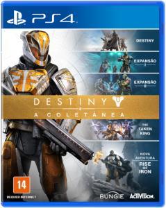 Destiny - A Coletânea - PS4 - R$90