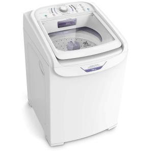 Lavadora de Roupas Electrolux LTD16 16kg Branca 12 Programas de Lavagem - R$1499