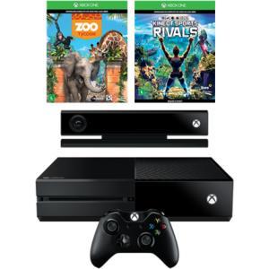 [Cartão Saraiva] Console Xbox One 500 Gb + Kinect - R$1349