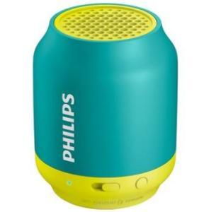 Caixa de som Phillips Bluetooth 2W RMS  - R$60