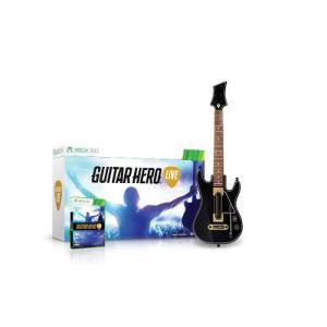 Game Guitar Hero Live Bundle - XBOX 360 por R$ 100