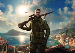 Franquia Sniper Elite: até 80% OFF