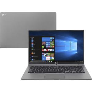 """20% OFF Notebook LG Gram Intel Core i5 (7ª geração) 8GB 128SSD Tela Full HD IPS 15,6"""" Windows 10  - R$3.600"""