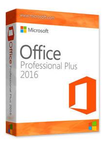 Office 2016 Professional Plus (key) - R$ 110