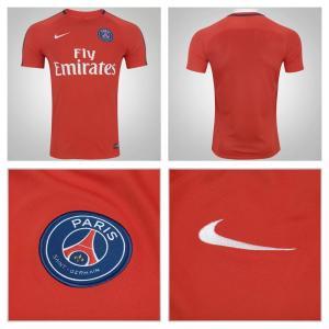 Camisa de Treino PSG 17/18 Nike - Masculina por R$ 128