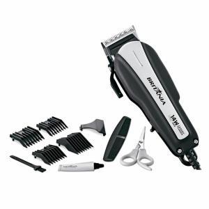 Maquina de corta cabelo Britania Inox - R$50