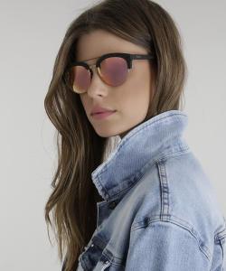 Óculos de sol gatinho feminino - Pat Pat's R$60