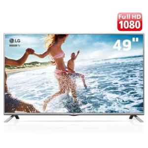 "TV LED 49"" Full HD LG 49LF5500 com Time Machine Ready, Painel IPS, Game TV, Entradas HDMI e Entrada USB"
