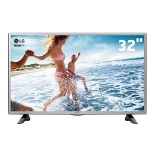 "TV LED 32"" HD LG 32LF510B com Time Machine Ready, Game TV, Entrada HDM por R$ 579"