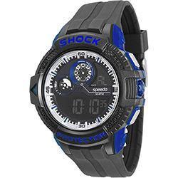 Relógio Masculino Speedo Digital Esportivo