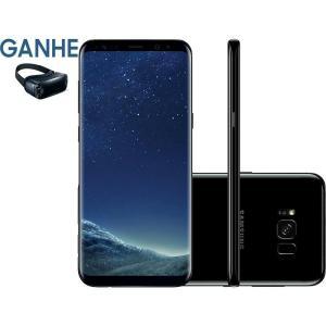Samsung Galaxy S8 + VR por R$ 2672