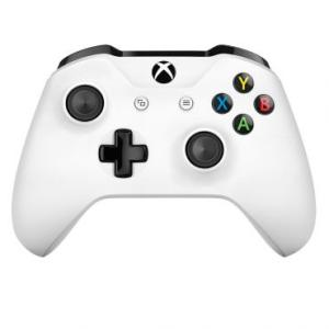 Controle Bluetooth para XBOX ONE - Novo Modelo - Branco - Microsoft
