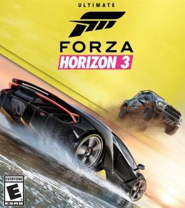 Forza Horizon 3 Edição Ultimate - R$95