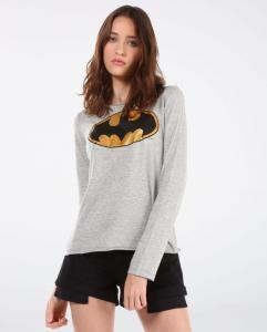 Blusa Mescla Batman - R$19,90
