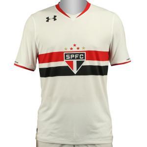Camisa Under Armour São Paulo I 2015 Juvenil por R$ 40