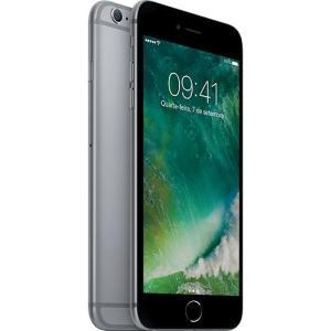 [Cartão Americanas] iPhone 6s Plus 128GB Cinza Espacial Desbloqueado iOS por R$ 2771