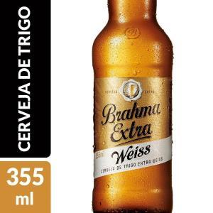 Cerveja BRAHMA Extra Weiss Garrafa 355ml por R$ 2
