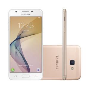 Smartphone Samsung Galaxy J5 Prime G570M Dourado - R$673