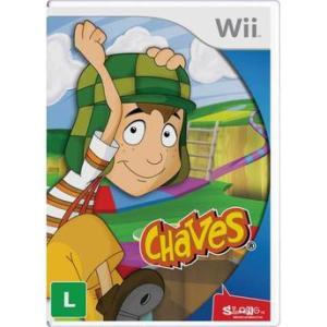Promoção jogo do Chaves para Nintendo Wii