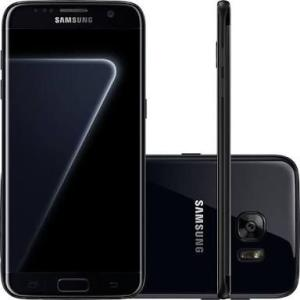 Samsung Galaxy S7 Edge Black Piano 128gb - R$2069 pelo App - Cupom APPFESTA10