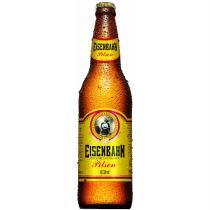 Cerveja EISENBAHN Pilsen Garrafa 600ml - R$5,49