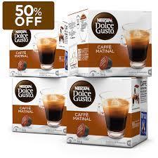 Combo Caffè Matinal (4 caixas) - R$44,40