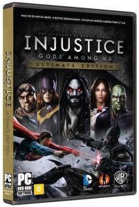 Injustice: Ultimate Edition - PC  por R$ 5