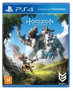 Horizon - Zero Dawn - PS4 - R$102