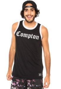 Regata Starter Compton Preta - R$44,99
