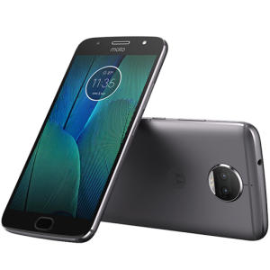 Smartphone Motorola Moto G5S Plus XT1802 Platinum 32GB, Tela 5.5'', Dual Chip, TV Digital, Android 7.1, Câmera Traseira Dupla 13MP e 3GB RAM - R$1.275